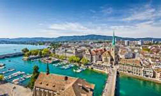 Business in Zürich