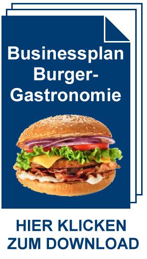 Businessplan Muster Vorlage Dowload Burger Gastronomie