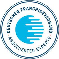 Siegel Assoziierter Experte Deutscher Franchiseverband